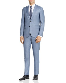 762fc21626 Paul Smith - Sharkskin Slim Fit Suit ...