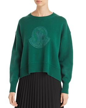 Moncler - Velvet Logo Sweater