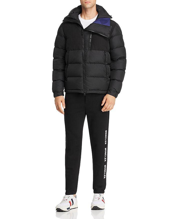 Moncler - Laveda Down Jacket, Maglia Logo Tee & Logo Graphic Sweatpants
