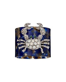Joanna Buchanan - Crab Napkin Rings, Set of 4
