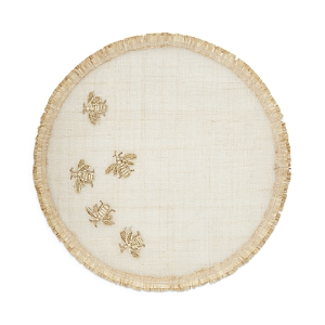 Joanna Buchanan Straw Bee Placemat
