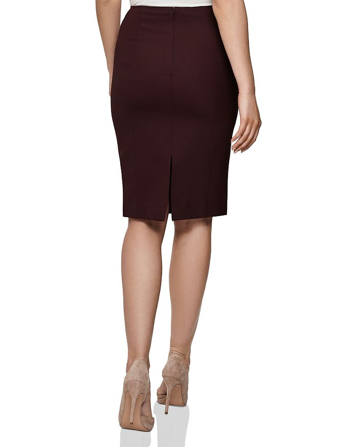 41d8db48c REISS Lissia Textured Skirt | Bloomingdale's