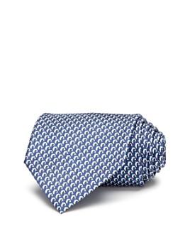 Salvatore Ferragamo - Marine Silk Classic Tie