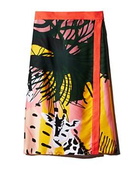 Fe Noel - Giraffe-Print Skirt - 100% Exclusive