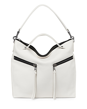 Botkier New Trigger Medium Leather Convertible Hobo-Handbags