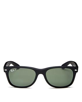 Ray-Ban - Unisex Polarized Wayfarer Sunglasses, 55mm