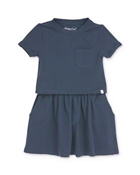 Sovereign Code - Girls' Layered Rubina Dress - Little Kid, Big Kid