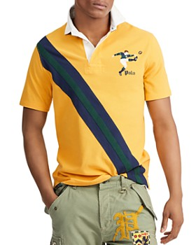 Polo Ralph Lauren - Mesh Classic Fit Rugby Shirt