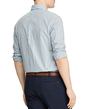 Polo Ralph Lauren - Slim Fit Plaid Button-Down Shirt