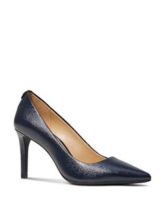 ea3cf04231 kate spade new york Licorice Patent High-Heel Pointed Toe Pumps ...