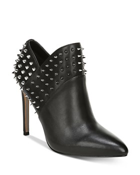 Sam Edelman - Women's Wally Studded Leather Booties