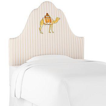 Cloth & Company - Skyler Queen Arched Headboard