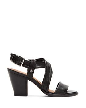 Frye - Women's Dani Crisscross Slingback Block-Heel Sandals