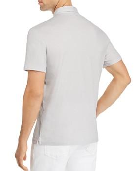 Zachary Prell - Southold Dot-Printed Slim Fit Polo Shirt