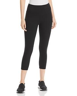 Lyssé - Cotton Stretch Cropped Leggings