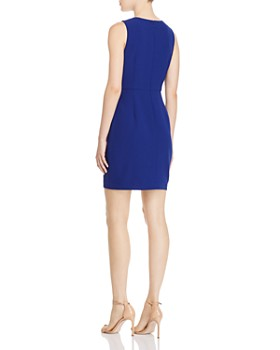 Eliza J - Faux-Wrap Dress