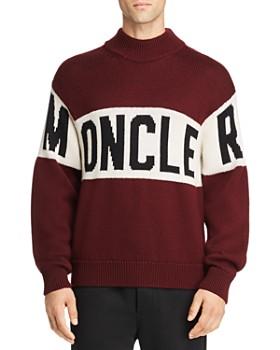 Moncler - Collegiate Logo Sweater
