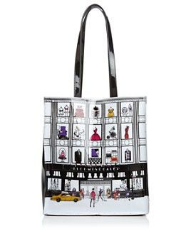 Bloomingdale's - Medium Store Front Tote - 100% Exclusive