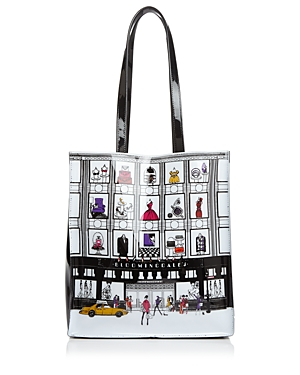Bloomingdale's Medium Store Front Tote - 100% Exclusive