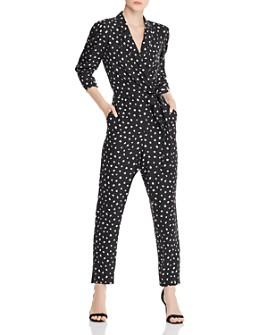 Rebecca Taylor - Silk-Blend Cheetah-Print Jumpsuit