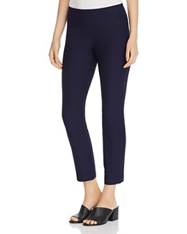Eileen Fisher - Zip-Vent Ankle Pants