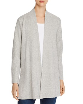 Eileen Fisher Petites - Open Cardigan