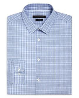 John Varvatos Star USA - Plaid Slim Fit Dress Shirt