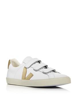 VEJA - Women's 3-Lock Logo Sneakers