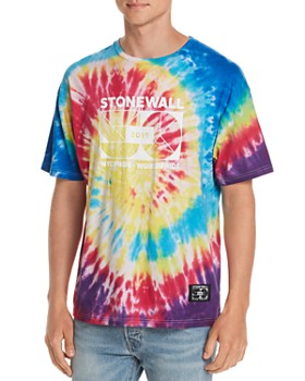 The Phluid Project - Stonewall Tie-Dyed Graphic Tee
