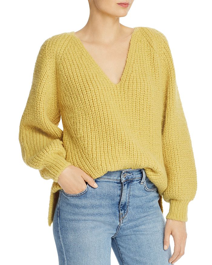 Eleven Six - Tess V-Neck Sweater