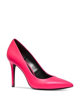 MICHAEL Michael Kors - Women's Claire Neon Pumps