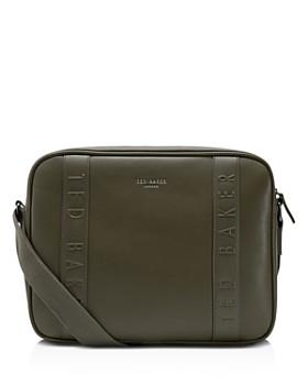 Ted Baker - Tabla Embossed Despatch Bag