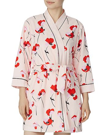 kate spade new york - Terry Short Robe