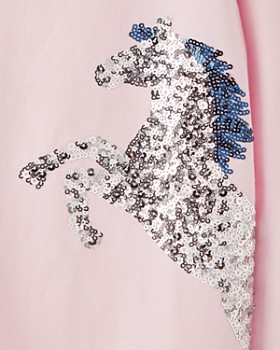 Joules - Girls' Sequin-Horse Top - Little Kid, Big Kid