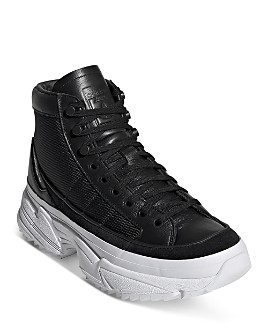 Adidas - Women's Kiellor High-Top Platform Sneakers
