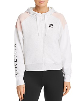 Nike - Air Color-Block Logo Hoodie
