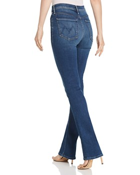 MOTHER - The Runaway High-Waisted Flared Jeans in Sweet And Sassy