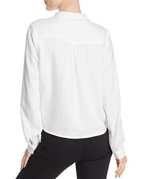 Bella Dahl - Tie-Hem Button-Down Shirt