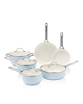 GreenPan - Padova 10-Piece Cookware Set