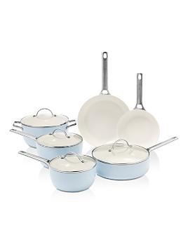 GreenPan - Padova 10-Piece Cookware Set