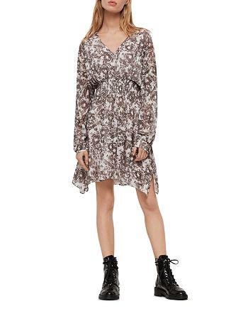 ALLSAINTS - Nichola Rosa Dress