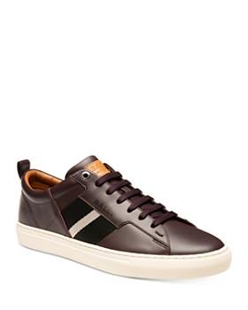 Bally - Men's Helvio Leather Sneakers