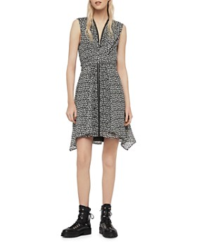ALLSAINTS - Jayda Scatter Convertible Dress