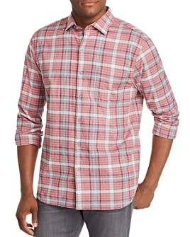 Tommy Bahama - Heather Canyon Plaid Classic Fit Shirt