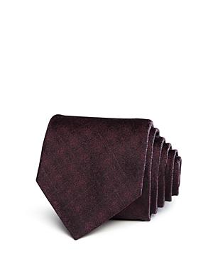 John Varvatos Star Usa Tonal Grid Classic Tie