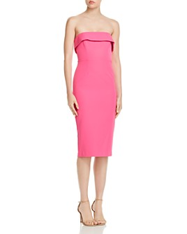 Bardot - Georgie Strapless Sheath Dress