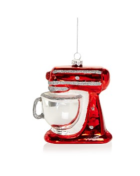 Bloomingdale's - Glass Mixer Ornament - 100% Exclusive