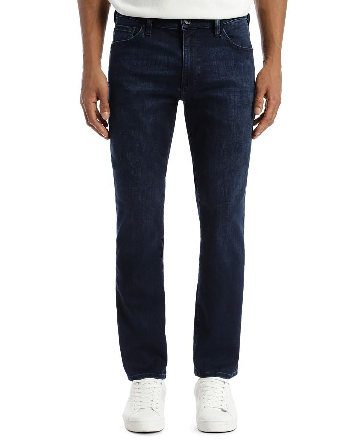 34 Heritage - Courage Brushed Straight Fit Jeans in Deep Brushed