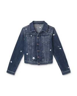 DL1961 - Girls' Manning Star Denim Jacket - Little Kid