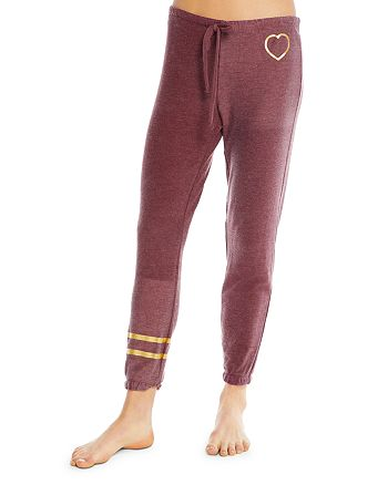 CHASER - Heart Sweatpants